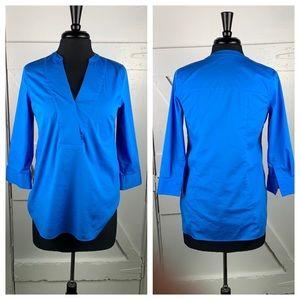 Soft Surroundings Royal Blue Tunic